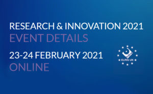ELRIG Research & Innovation 2021
